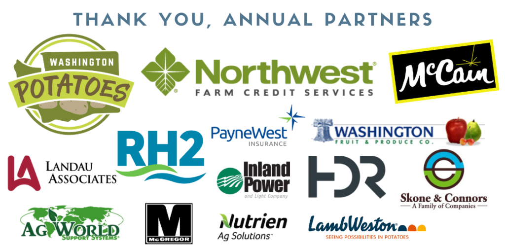 Thank You 2021 Annual Partners